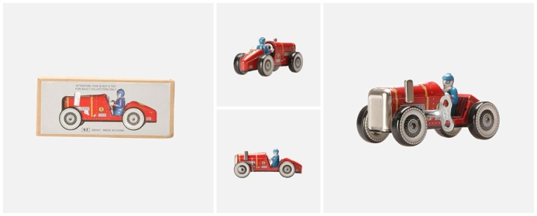 Superbalist Race Car